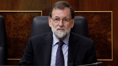 Mariano Rajoy has urged Catalans to vote separatists out of office