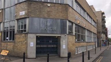 The east London nightclub where the attack happened.