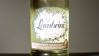 Lambrini: A 150cl bottle will almost double in price.