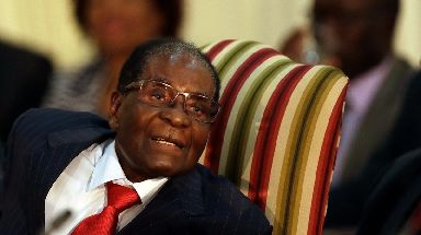 Robert Mugabe is the world's oldest head of state