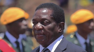 Mr Mnangagwa has fled the country but has vowed to return.