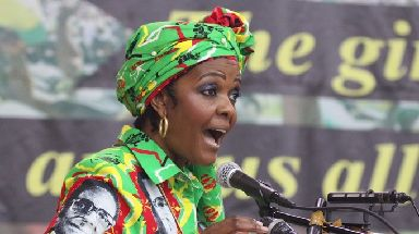 Grace Mugabe has been seen a possible successor to her husband.