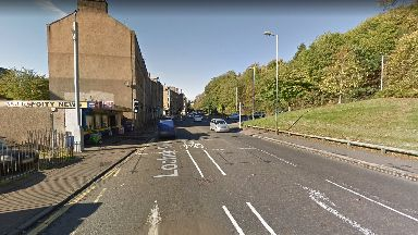 Lochee Road: Man taken to hospital after attack.