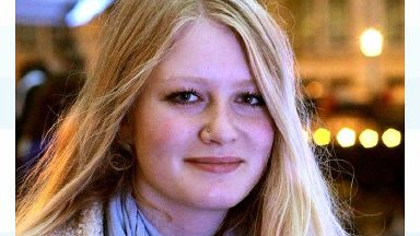 Gaia, 19, has been missing since 7 November.