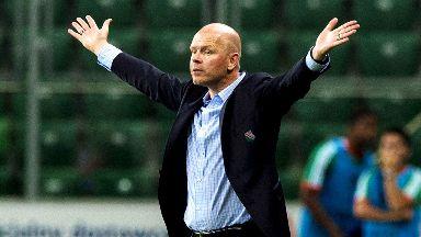 Application: Berg wants to be Rangers boss.