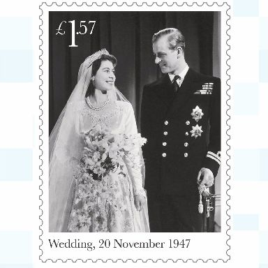 The wedding was attended by 2,000 guests, the ceremony was broadcast on radio to 200 million listeners across the world.