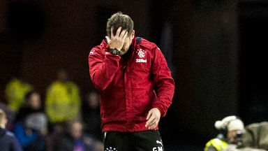Graeme Murty lost his first game since returning to the manager's hot seat.