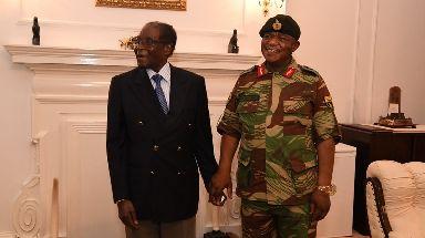 army commander Constantino Chiwenga