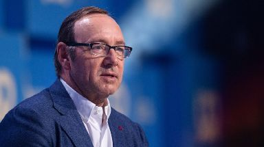 Spacey has said he was 'beyond horrified' at Rapp's allegation