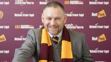 Eddie Wolecki Black, Motherwell Ladies