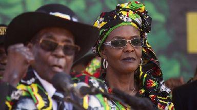 Grace Mugabe was long seen as her husband's successor.