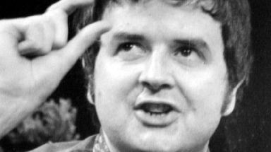 Rodney Bewes, pictured in 1968.