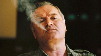 Mladic was the military commander of Bosnian Serb forces in the 1990s.