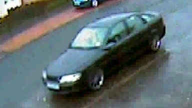 Vauxhall Vectra: Police believe car may be connected to shooting.