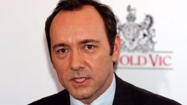 Spacey served as the Old Vic's artistic director from 2004-15.