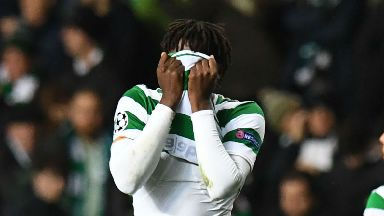 The French did not think Dedryck Boyata had a good night.