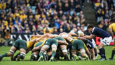 Australia have made four changes from the side defeated by England last time out.
