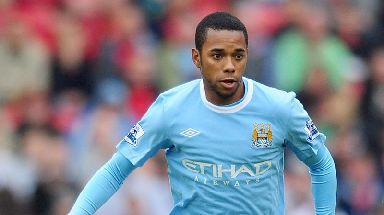 Robinho has denied the allegation of gang rape.