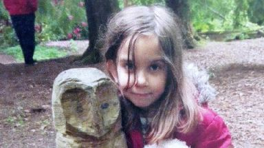 Katie Rough was found on in playing field with severe lacerations and died later in hospital.