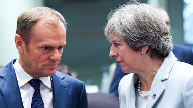 On Friday, Donald Tusk told Theresa May she had 10 days to offer concessions on Brexit issues.