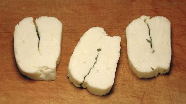 Halloumi: Demand for milk could increase substantially.