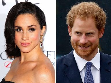 Meghan Markle and Prince Harry composite