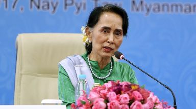 Aung San Suu Kyi has been stripped of the Freedom of Oxford.