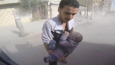 Attacks in Damascus.