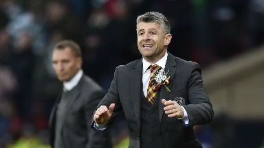 Stephen Robinson came up against Brendan Rodgers at the weekend.
