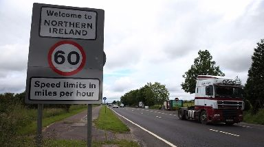 The Irish border issue remains a real sticking point.