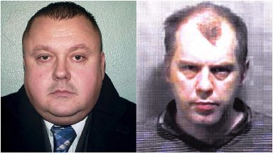 Lawyers for Michael Stone (right) believe they have evidence linking serial killer Levi Bellfield (left) to the Russell murders