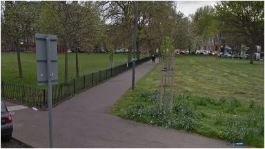 Duncan Place: Pensioner was assaulted near Leith Links.