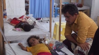 Yemen is in the grips of the worst recorded cholera epidemic in history.