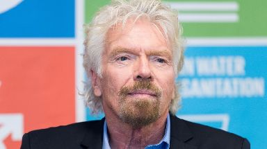 The union said it wanted to send a message to Virgin head Richard Branson.