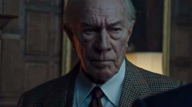 Christopher Plummer replaces Kevin Spacey as J Paul Getty.