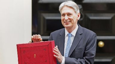 Chancellor: Philip Hammond will deliver his Autumn Budget on Monday.