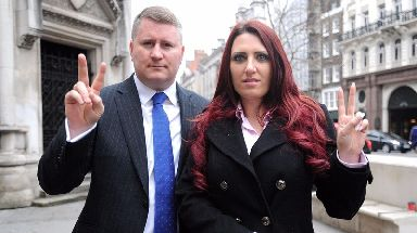 The conference was booked under the name Patriot Merchandise, which had no clear connections to Britain First, a spokesperson for the resort said.
