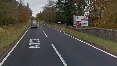 A702: Head-on crash leaves three injured.