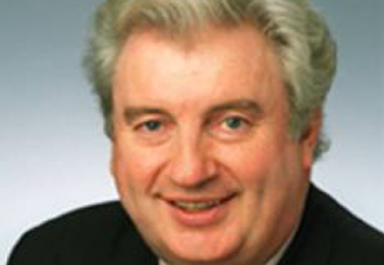 Jimmy Hood: Former MP served for nearly 30 years.