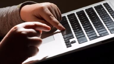 Police are appealing for parents' help in keeping children safe online.