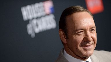 Spacey faces allegations of 'on-set sexual misconduct'