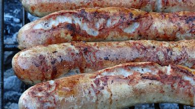 Britons eat more than 175,000 tonnes of sausages each year.