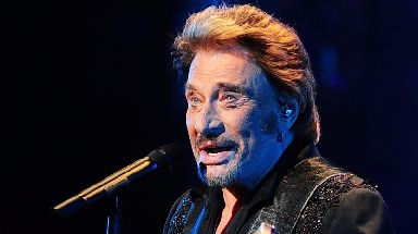 """""""We all have something of Johnny Hallyday in us."""""""
