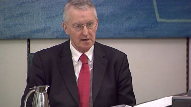 Committee chair Hilary Benn asked Mr Davis to clarify what if any assessments had been carried out.