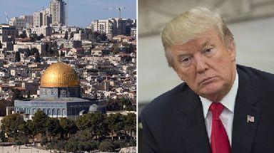 Trump: US recognises Jerusalem as Israel's capital