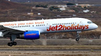 Jet2: A six-figure sum will be paid to 33 passengers