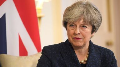 Theresa May: UK could leave EU on March 29.