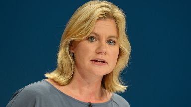 There are reports Justine Greening is fighting to keep her position.