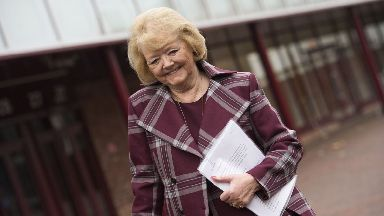 Ann Budge: Took Hearts out of administration in 2014.