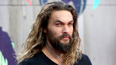 Aquaman: Jason Momoa will star in the DC film at the end of 2018.